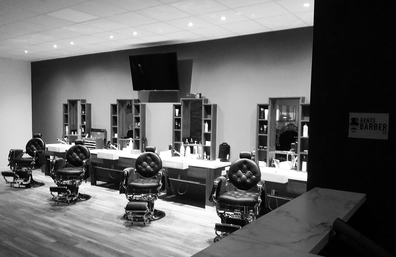 Barbers Barber Shop in Portmarnock Dublin